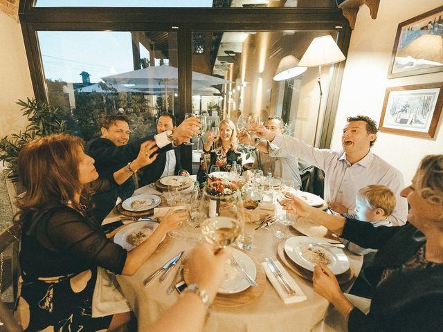 Il matrimonio di Davide e Greta a Bodio Lomnago, Varese 72