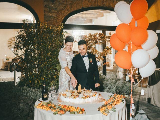 Il matrimonio di Davide e Greta a Bodio Lomnago, Varese 74