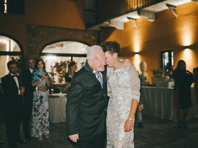 Il matrimonio di Davide e Greta a Bodio Lomnago, Varese 81