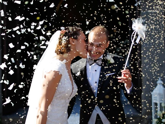 Il matrimonio di Fulvio e Francesca a Paternò, Catania 28