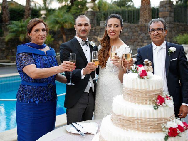 Il matrimonio di Fulvio e Francesca a Paternò, Catania 43