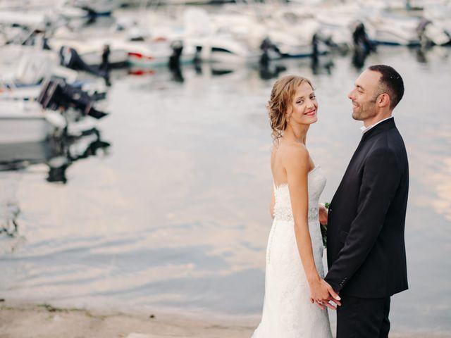 Le nozze di Carmelina e Giacomo