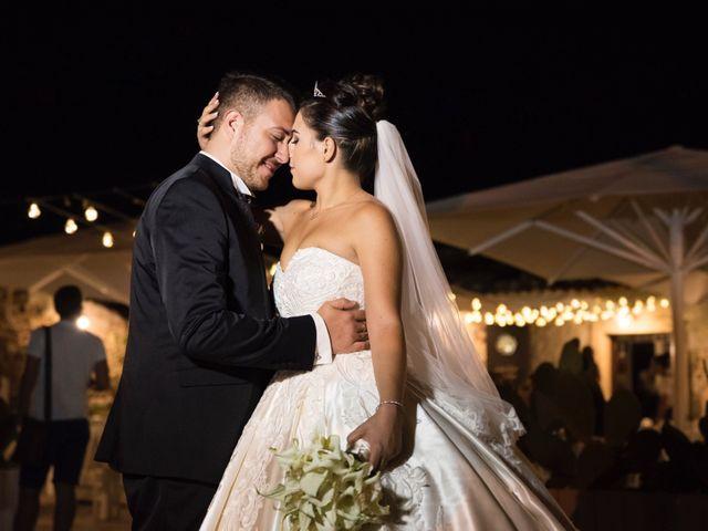 le nozze di Cristina e Fernando