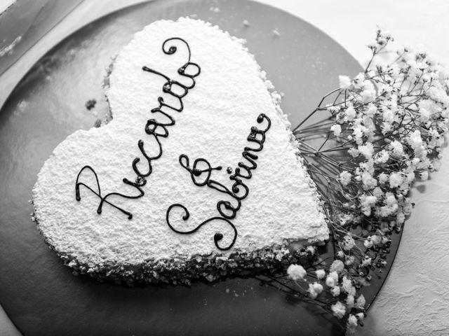 Il matrimonio di Riccardo e Sabrina a Castagneto Carducci, Livorno 25