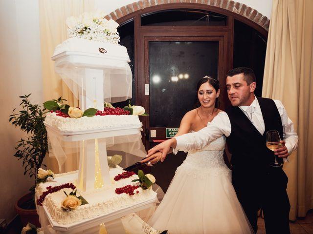Il matrimonio di Riccardo e Sabrina a Castagneto Carducci, Livorno 26