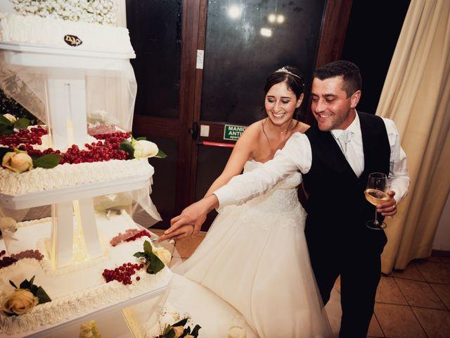 Il matrimonio di Riccardo e Sabrina a Castagneto Carducci, Livorno 27