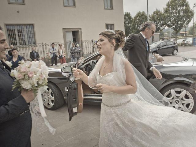 Il matrimonio di Cesare e Valeria a Valbrembo, Bergamo 75