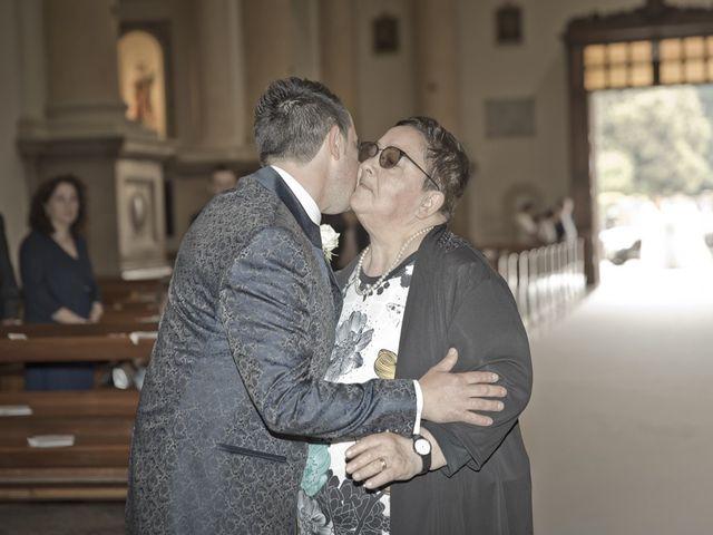 Il matrimonio di Cesare e Valeria a Valbrembo, Bergamo 79