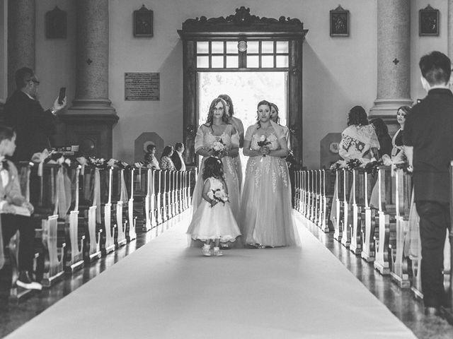 Il matrimonio di Cesare e Valeria a Valbrembo, Bergamo 80