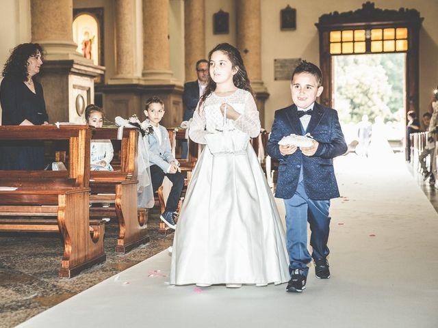 Il matrimonio di Cesare e Valeria a Valbrembo, Bergamo 81