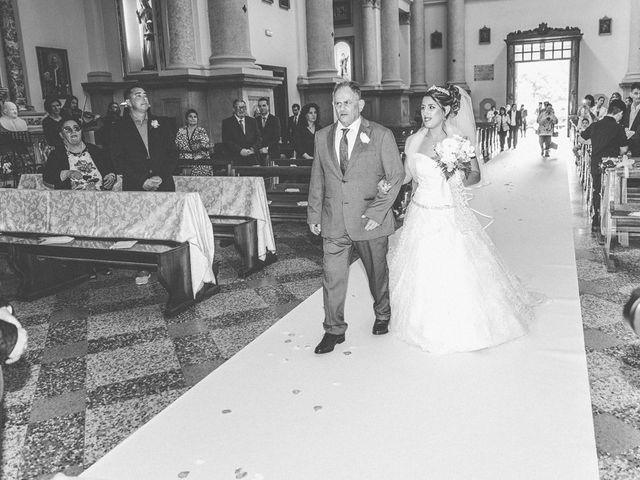 Il matrimonio di Cesare e Valeria a Valbrembo, Bergamo 82