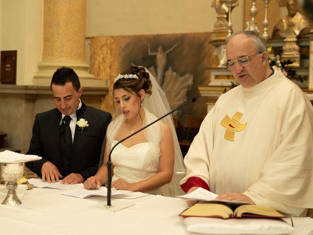 Il matrimonio di Cesare e Valeria a Valbrembo, Bergamo 84