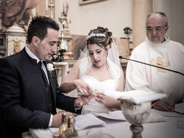 Il matrimonio di Cesare e Valeria a Valbrembo, Bergamo 87