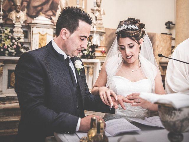 Il matrimonio di Cesare e Valeria a Valbrembo, Bergamo 89