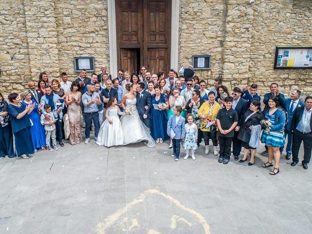 Il matrimonio di Cesare e Valeria a Valbrembo, Bergamo 92
