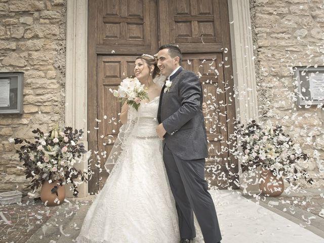Il matrimonio di Cesare e Valeria a Valbrembo, Bergamo 96