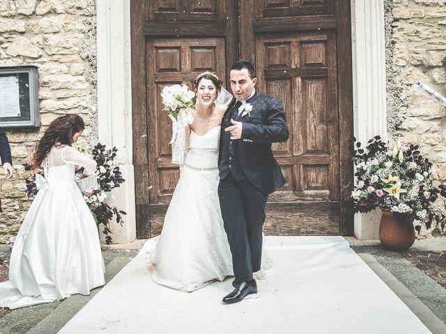 Il matrimonio di Cesare e Valeria a Valbrembo, Bergamo 93