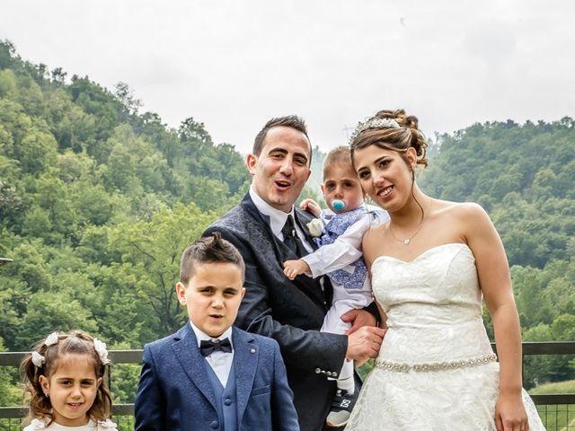Il matrimonio di Cesare e Valeria a Valbrembo, Bergamo 119