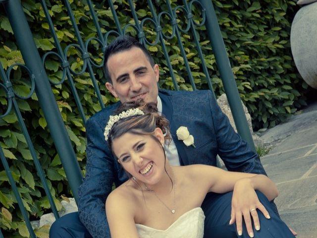 Il matrimonio di Cesare e Valeria a Valbrembo, Bergamo 126