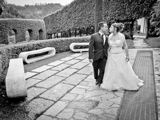 Il matrimonio di Cesare e Valeria a Valbrembo, Bergamo 133
