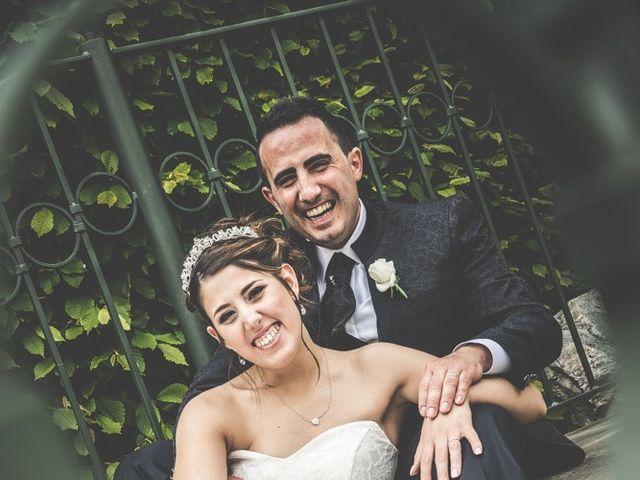 Il matrimonio di Cesare e Valeria a Valbrembo, Bergamo 136