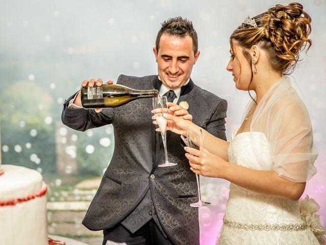 Il matrimonio di Cesare e Valeria a Valbrembo, Bergamo 178