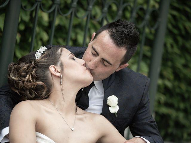 Il matrimonio di Cesare e Valeria a Valbrembo, Bergamo 202