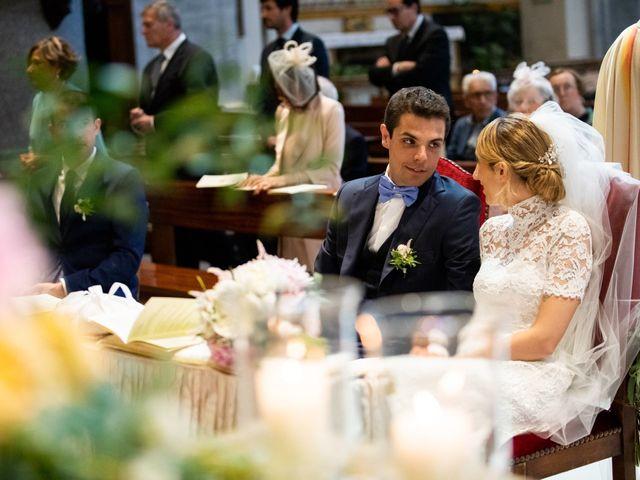 Il matrimonio di Federico e Giulia a Lecco, Lecco 17