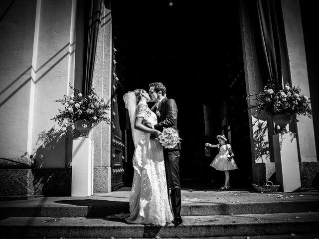 Il matrimonio di Federico e Giulia a Lecco, Lecco 22