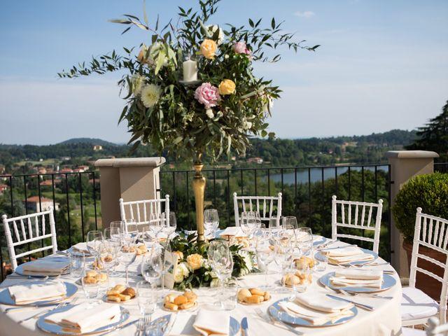 Il matrimonio di Federico e Giulia a Lecco, Lecco 28