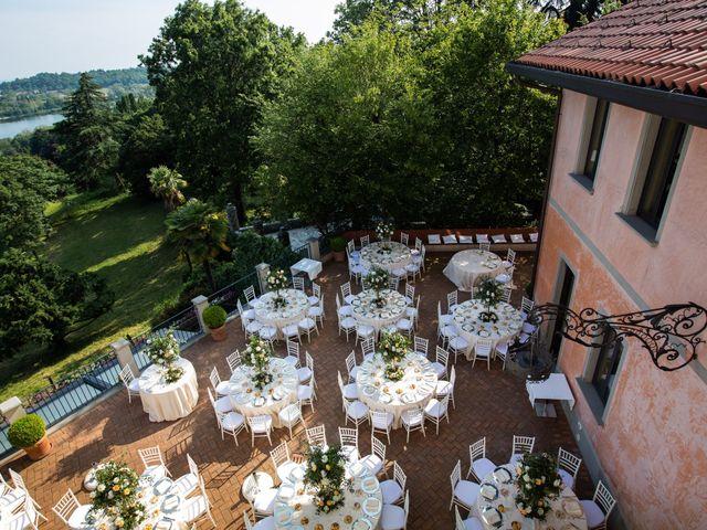 Il matrimonio di Federico e Giulia a Lecco, Lecco 29