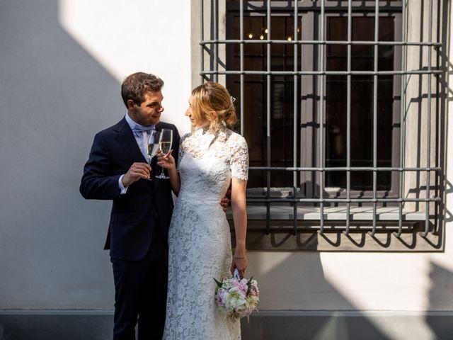 Il matrimonio di Federico e Giulia a Lecco, Lecco 31