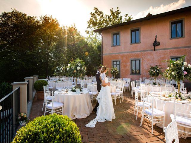 Il matrimonio di Federico e Giulia a Lecco, Lecco 39