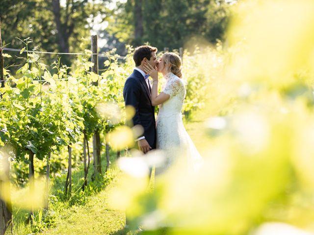 Il matrimonio di Federico e Giulia a Lecco, Lecco 44