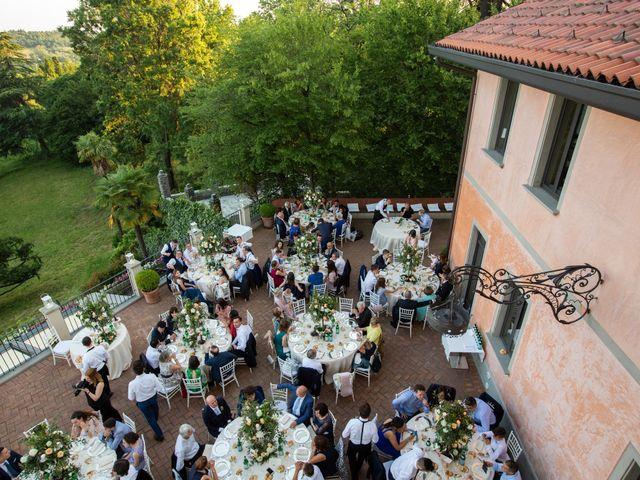 Il matrimonio di Federico e Giulia a Lecco, Lecco 52