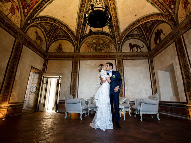 Il matrimonio di Federico e Giulia a Lecco, Lecco 33