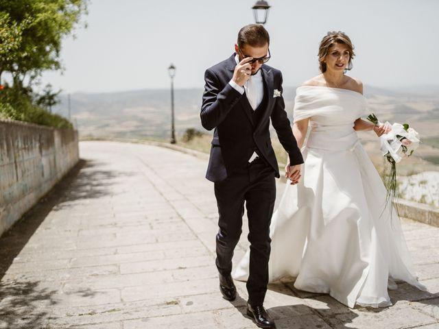 Il matrimonio di Gianvito e Annarita a Montescaglioso, Matera 9