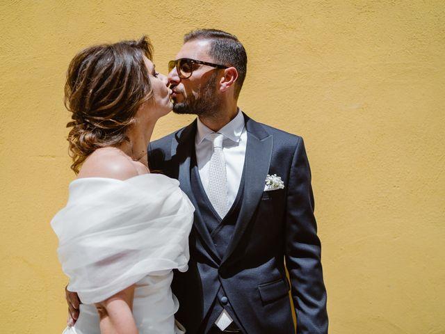 Il matrimonio di Gianvito e Annarita a Montescaglioso, Matera 10