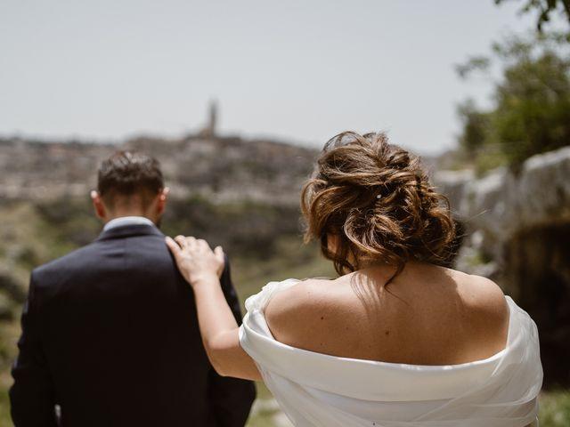 Il matrimonio di Gianvito e Annarita a Montescaglioso, Matera 1