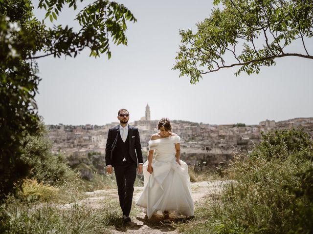 Il matrimonio di Gianvito e Annarita a Montescaglioso, Matera 2