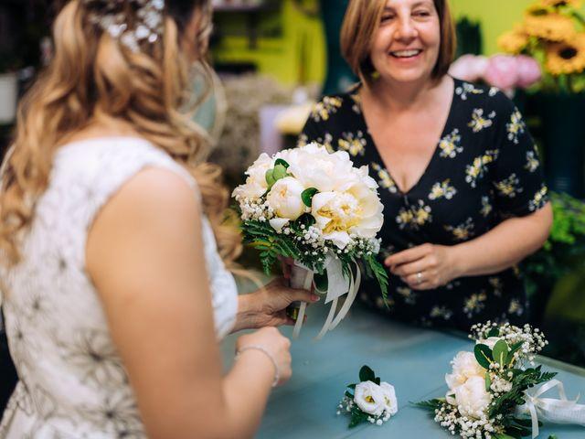 Il matrimonio di Andrea e Cristina a Casorezzo, Milano 8