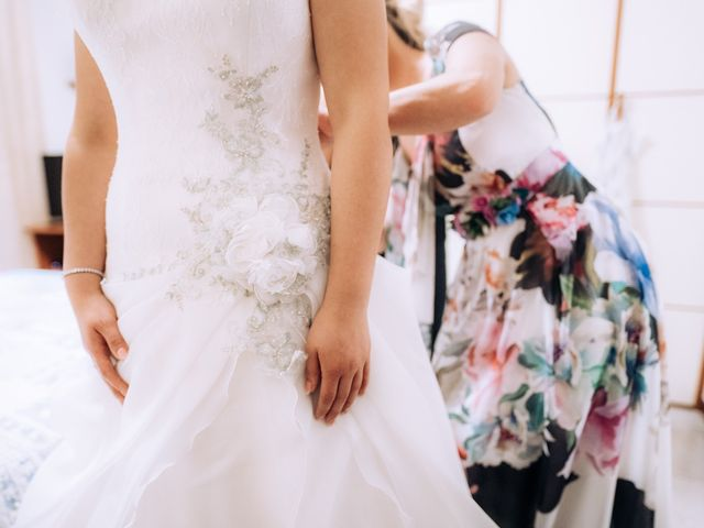 Il matrimonio di Andrea e Cristina a Casorezzo, Milano 11