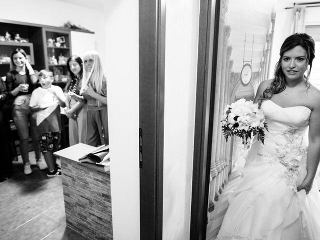 Il matrimonio di Andrea e Cristina a Casorezzo, Milano 13