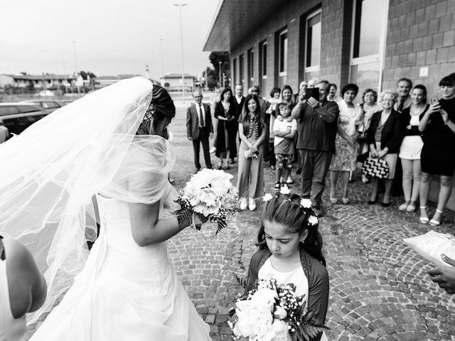 Il matrimonio di Andrea e Cristina a Casorezzo, Milano 18