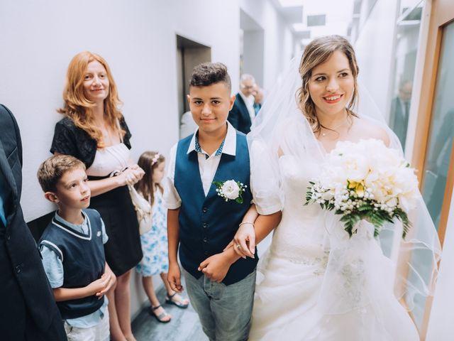 Il matrimonio di Andrea e Cristina a Casorezzo, Milano 19