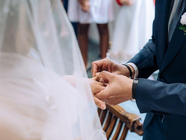 Il matrimonio di Andrea e Cristina a Casorezzo, Milano 21