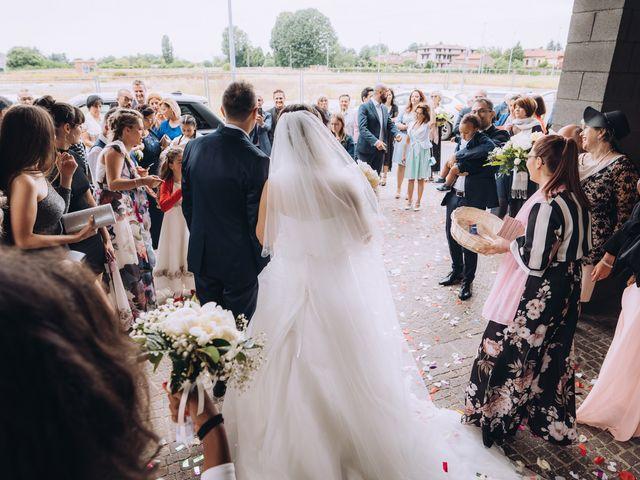 Il matrimonio di Andrea e Cristina a Casorezzo, Milano 25