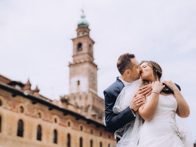 Il matrimonio di Andrea e Cristina a Casorezzo, Milano 27
