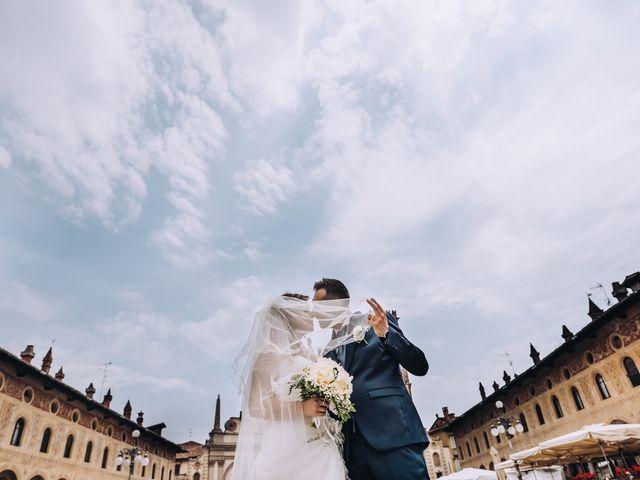 Il matrimonio di Andrea e Cristina a Casorezzo, Milano 29