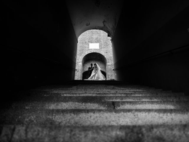 Il matrimonio di Andrea e Cristina a Casorezzo, Milano 30